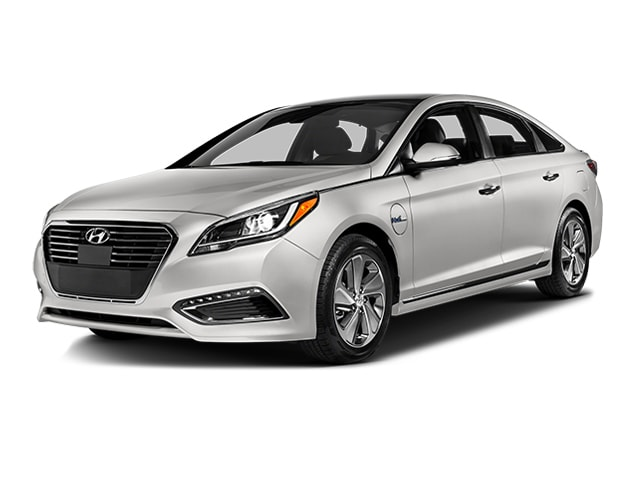 2017 Hyundai Sonata Plug-In Hybrid Sedan